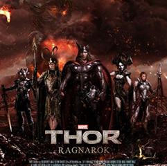 Thor Ragnarok-