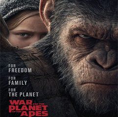 War for the Planet of the Apes-